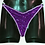 Thumbnail: Boomer Purple Bikini Competition Suit in Sequin