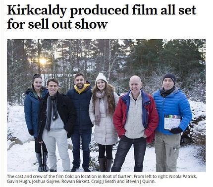FifeToday Cold Film