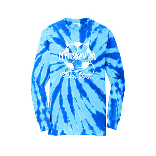 Adult Tie-Dye Long Sleeve Tee PC147LS