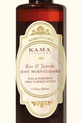 Rose & Jasmine Body Moisturiser