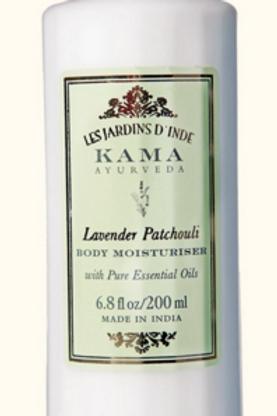 Lavender & Patchouli Body Moisturiser