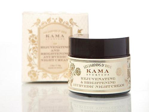 Rejuvenating & Skin Brightening Night Cream
