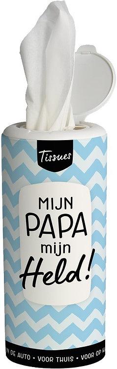 Zakdoekjes voor PAPA of MAMA