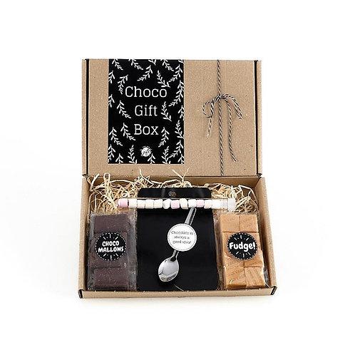 Choco Gift box kerst