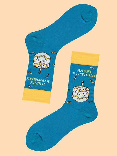 Happy birhtday sokken