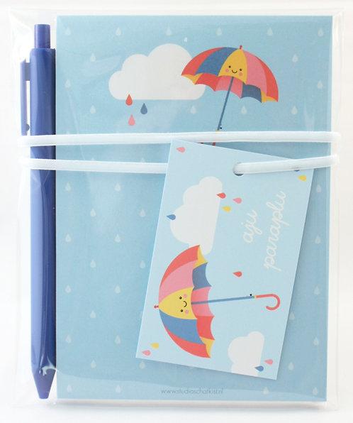 Schrijfset Aju Paraplu