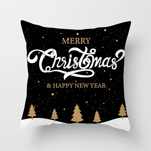Kussensloop Merry Christmas