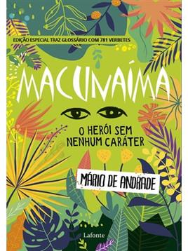 Indicação de Leitura de Abril - Macunaíma, Mário de Andrade