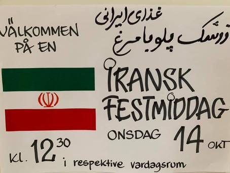 Iransk temamiddag