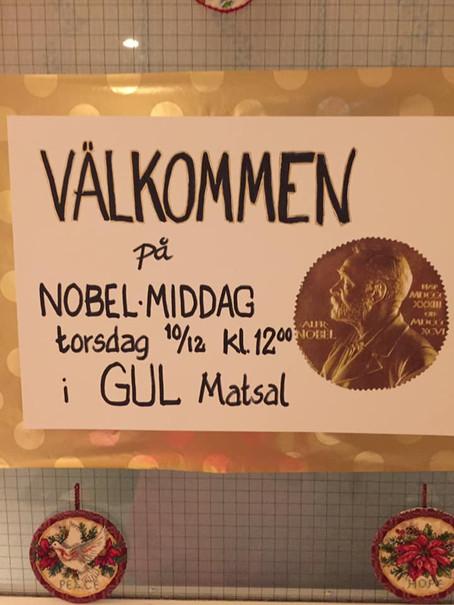 Årets Nobelfest