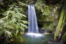 big basin waterfall
