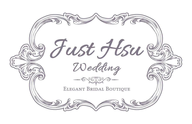 JUST HSU WEDDING