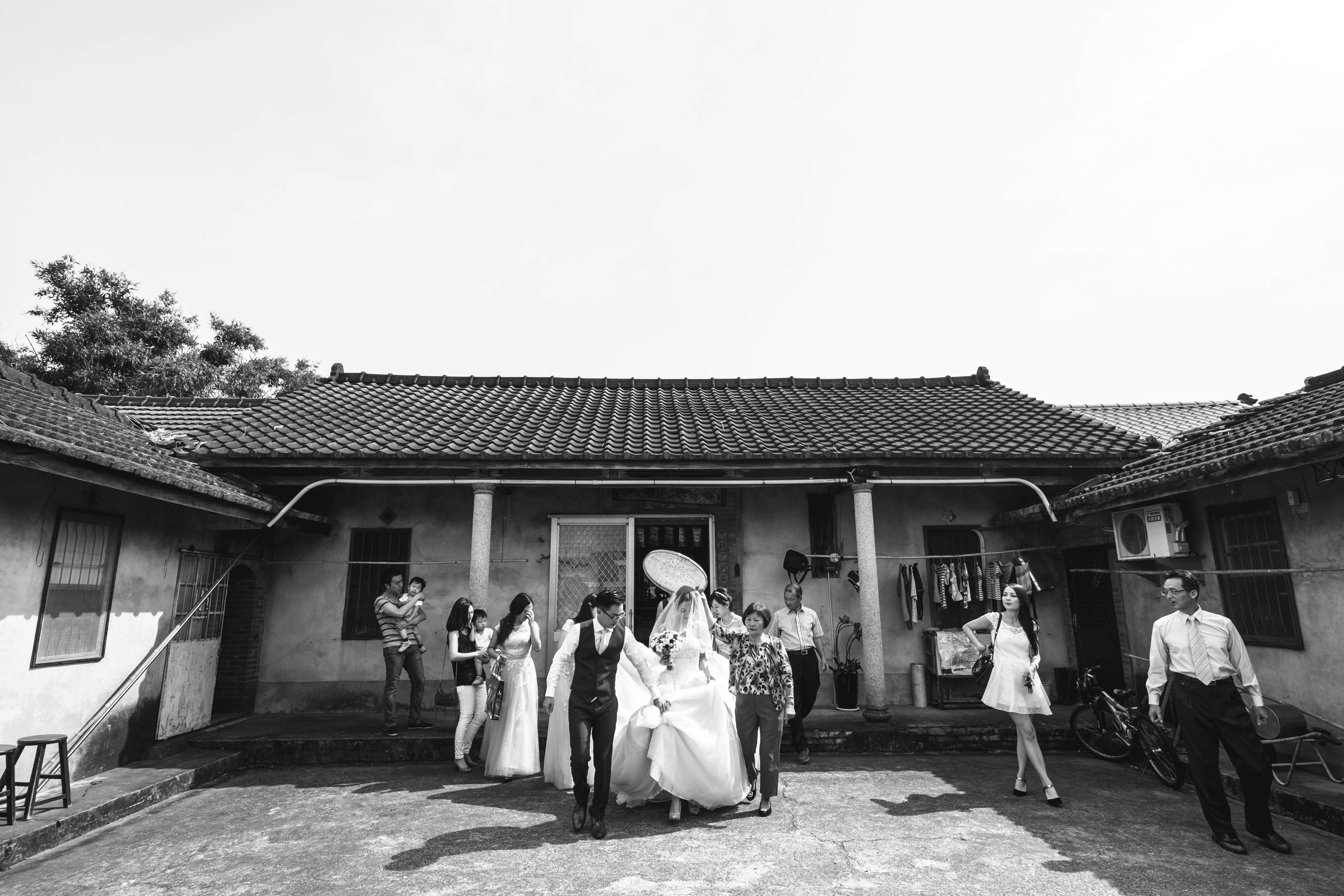 [婚禮紀實 婚攝] Wedding