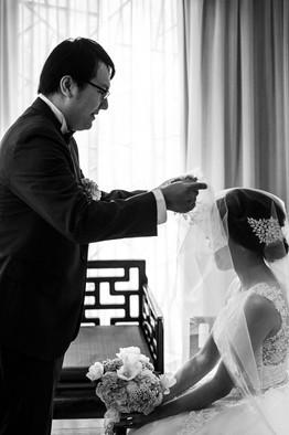 迎娶儀式+故宮晶華(午宴)新人:Eric & Nancy
