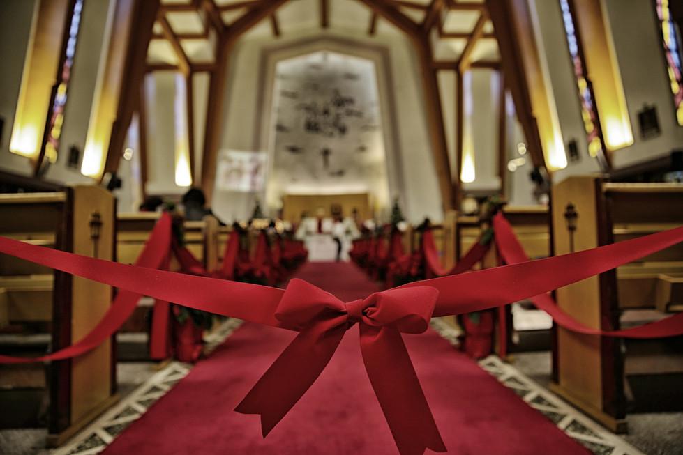 [婚禮紀錄]簡單輕鬆的教堂西式婚禮