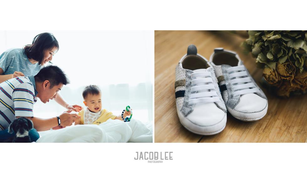 最近很多新人回娘家,拍攝全家福、寶寶寫真