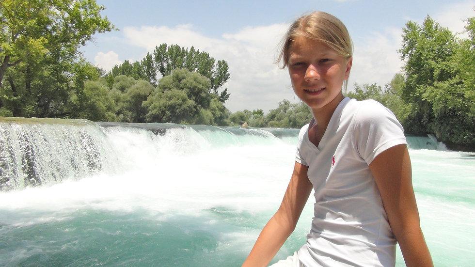Turkey Vacation - Waterfalls