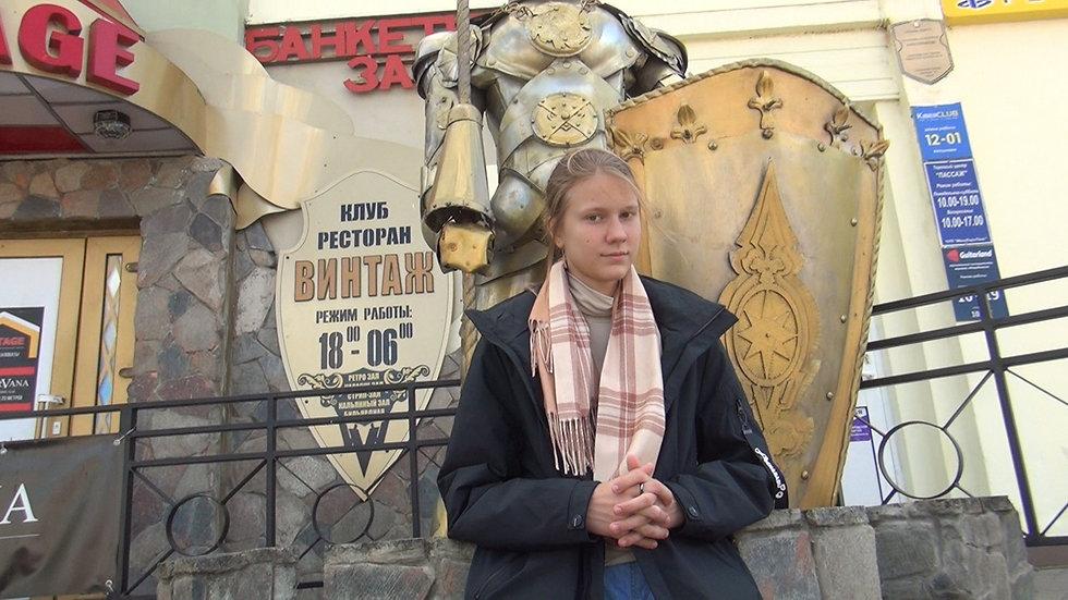 Last day in Vitebsk.