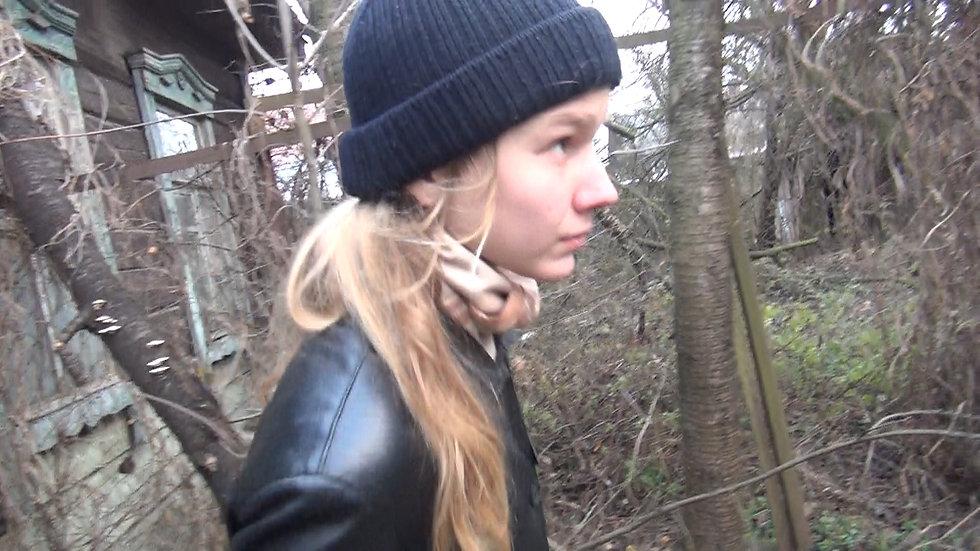 Walk in early December