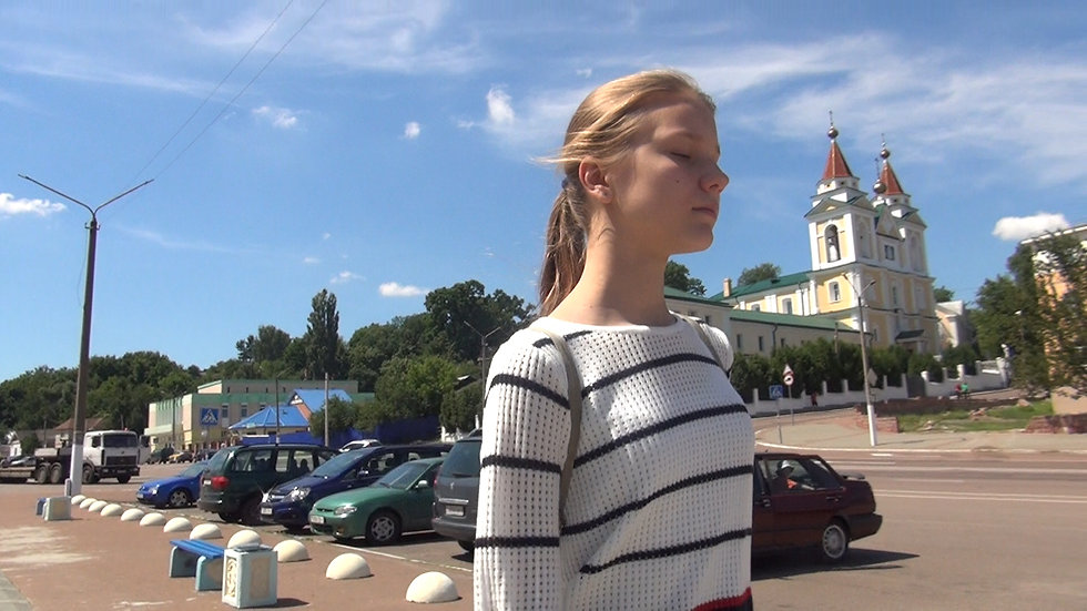 Video: I am at the opening of the theater