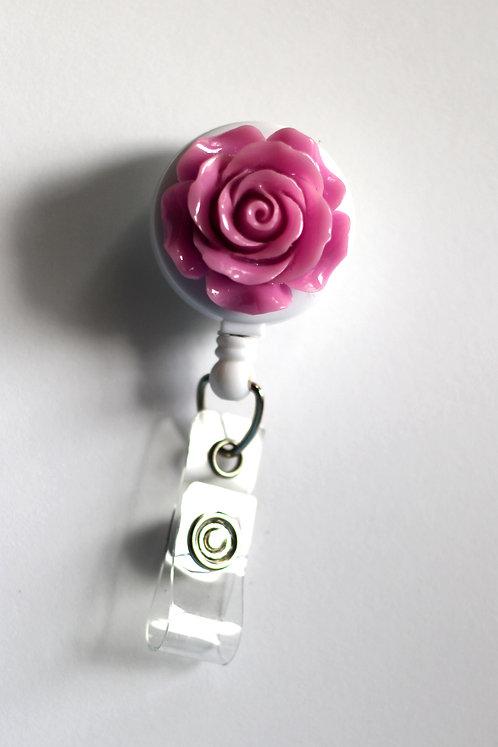 Rose Badge Reel