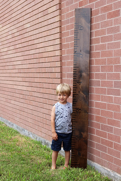 """""""Loved Beyond Measure"""" Growth Chart"""