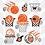Thumbnail: Basketball Monogram Decal