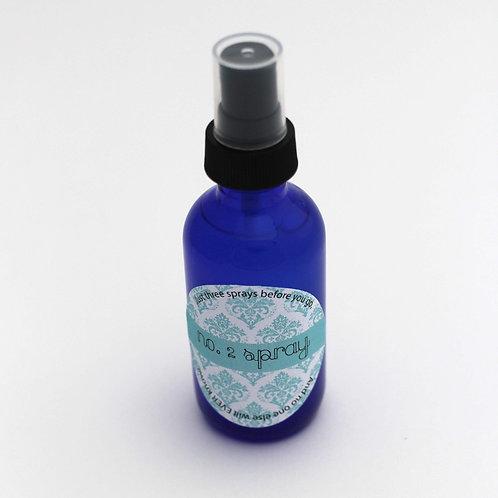 No. 2 Spray - 2 oz. Blue Bottle