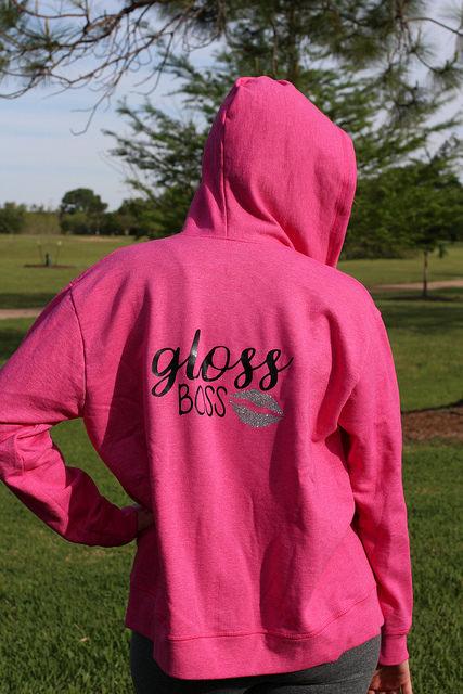 Gloss Boss Iron-On
