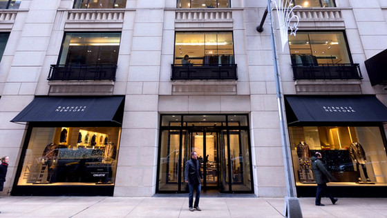 Goodbye Barneys, Hello Sale.. or Not?