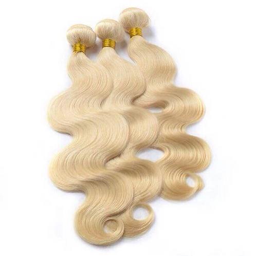 UndeniableHair Blonde Body Wave