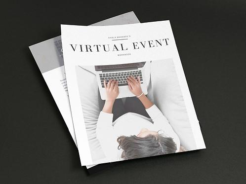 Virtual Events 101 Workbook