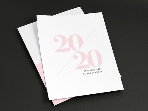 Her 2020 Vision Planner