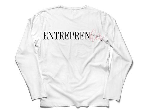 Signature EntreprenHer Tee