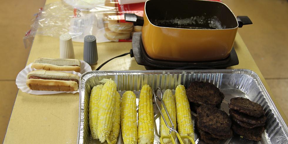 Club Championship & Corn Roast