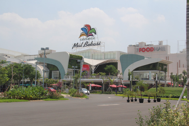 Dsummarecon mall