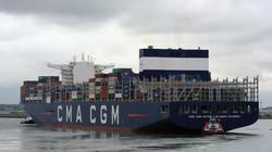 CMA Ship