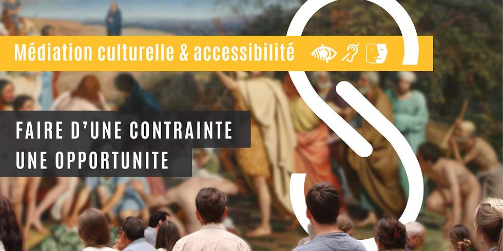 """Colloque """"Médiation culturelle & accessibilité"""" (1)"""