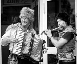 Buskers Cygnet Folk Festival