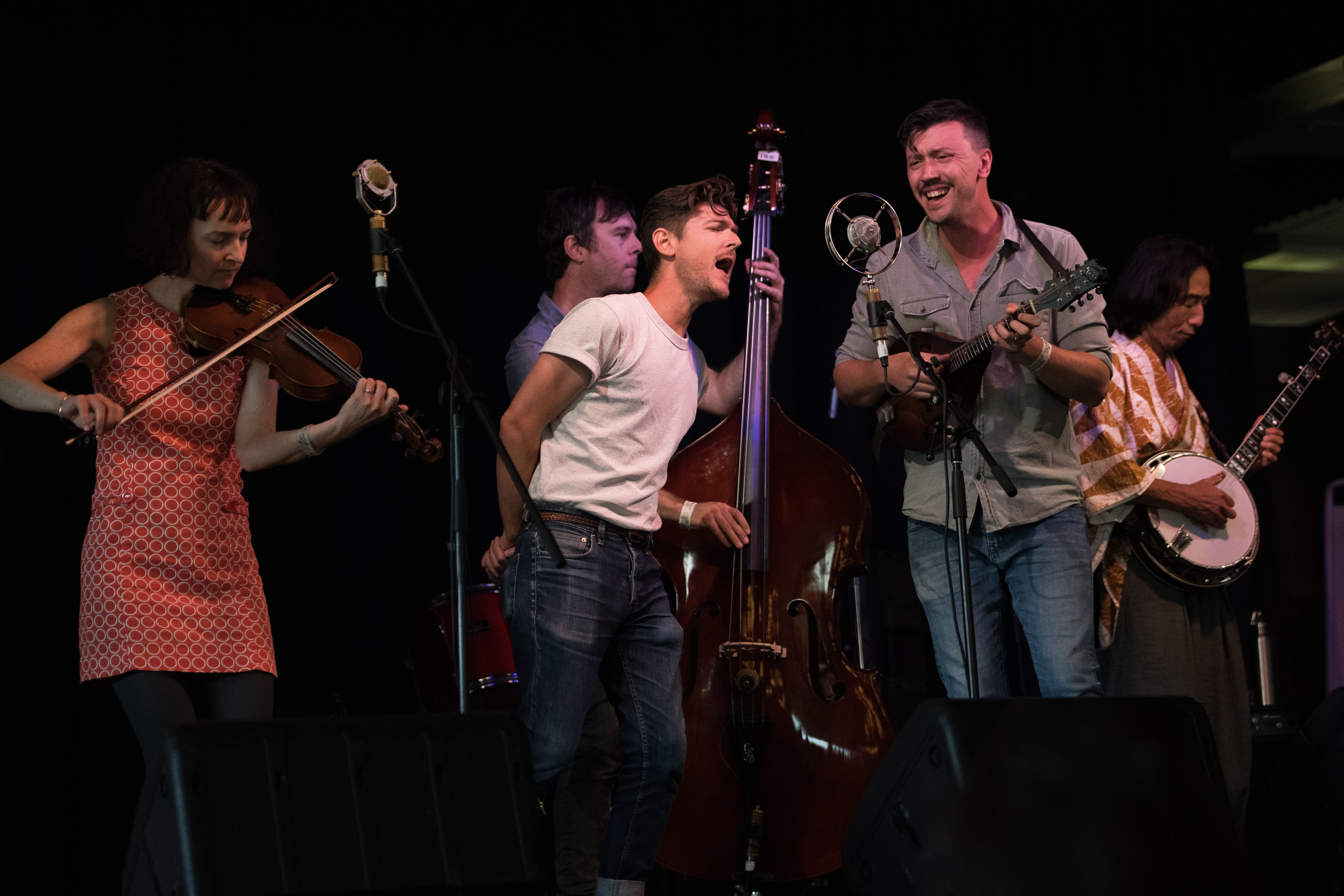 The Morrisons- Cygnet Folk Festival 2019