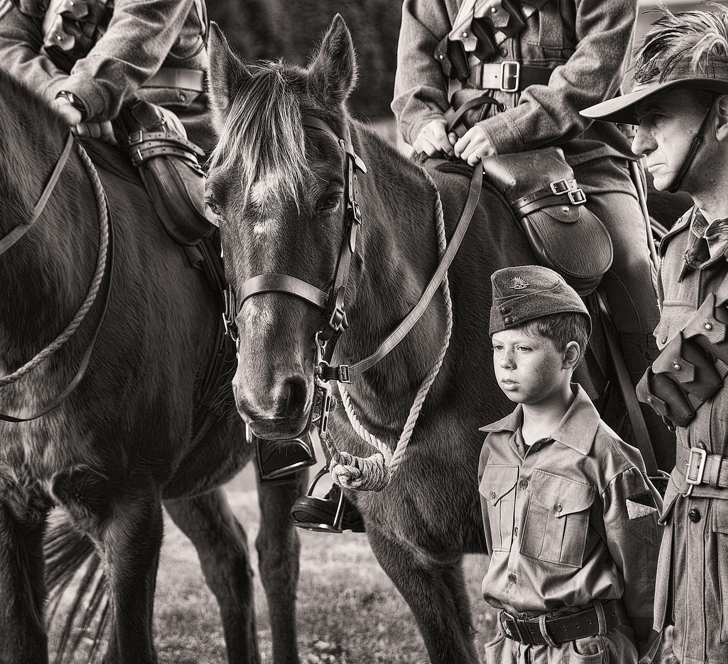 Boer War Commemoration Hobart, 2014