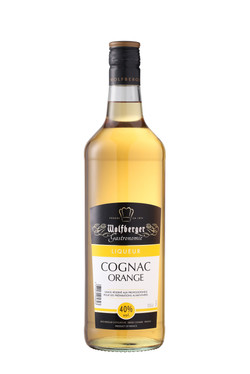 Liqueur Cognac Orange 40%