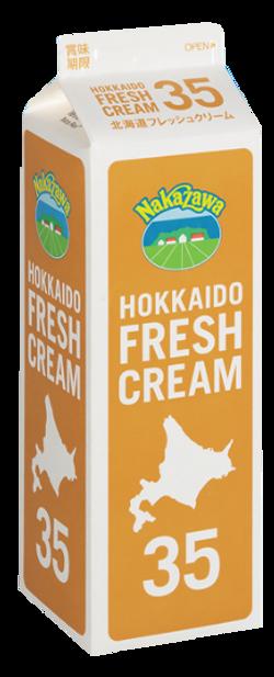 35%cream