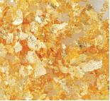 Gold powder 10mm