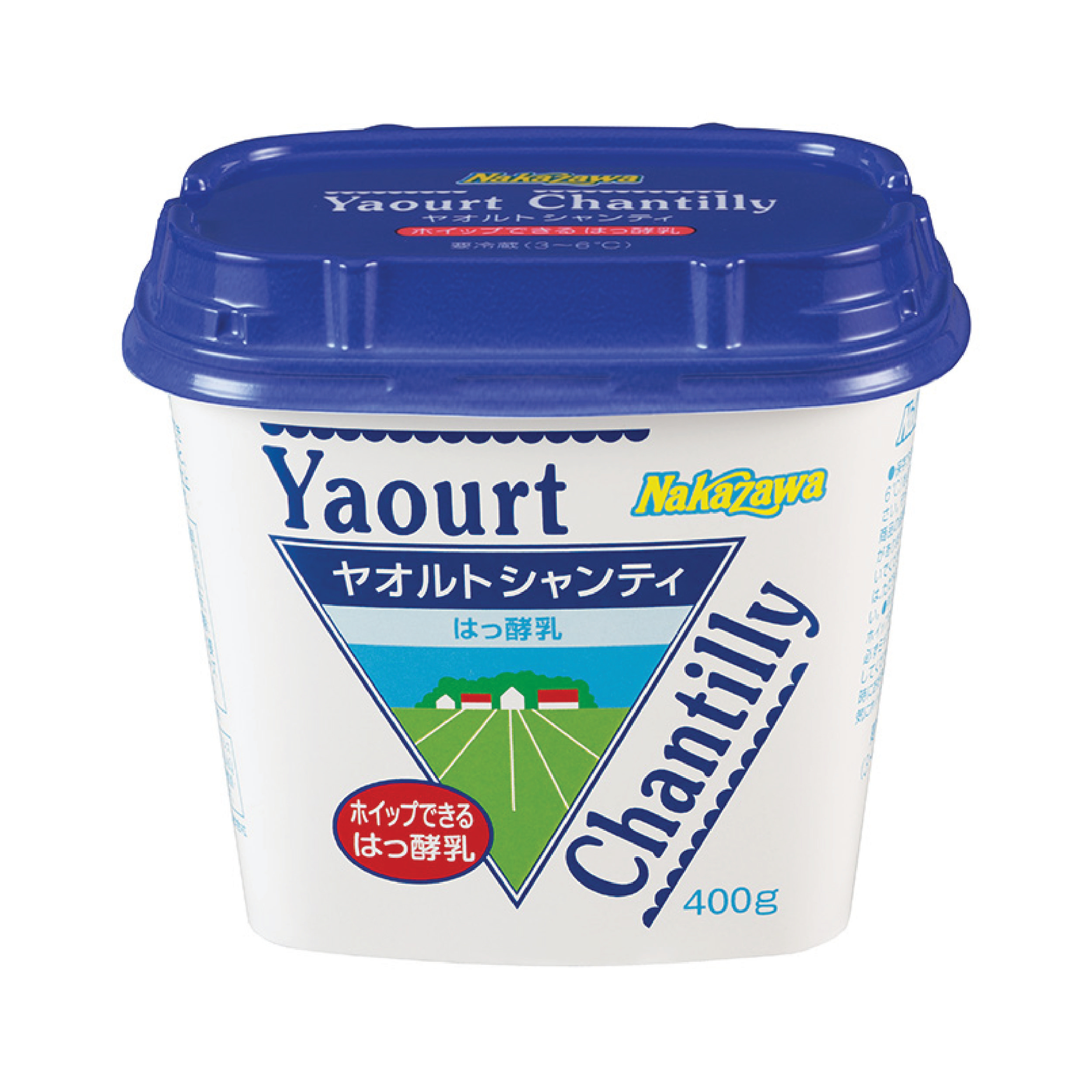 Yoghurt Chantilly