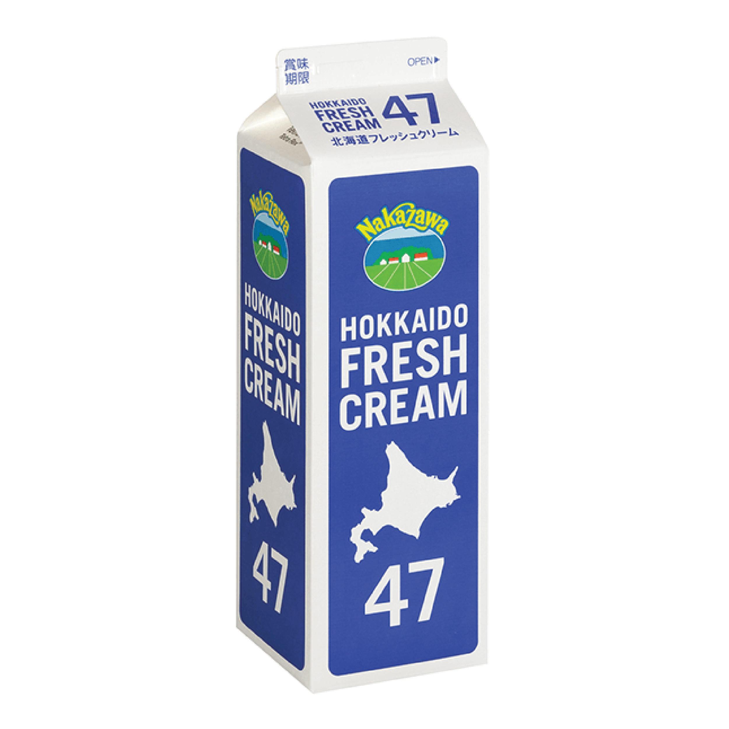Hokkaido Fresh Cream 47%