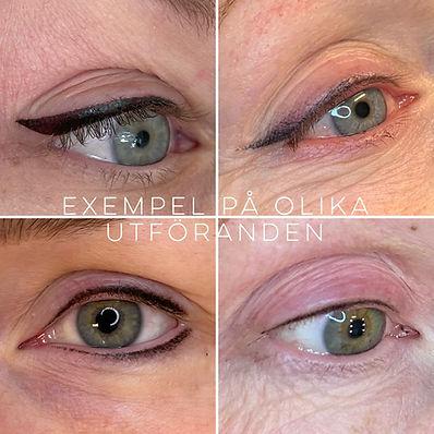tatuera eyeliner