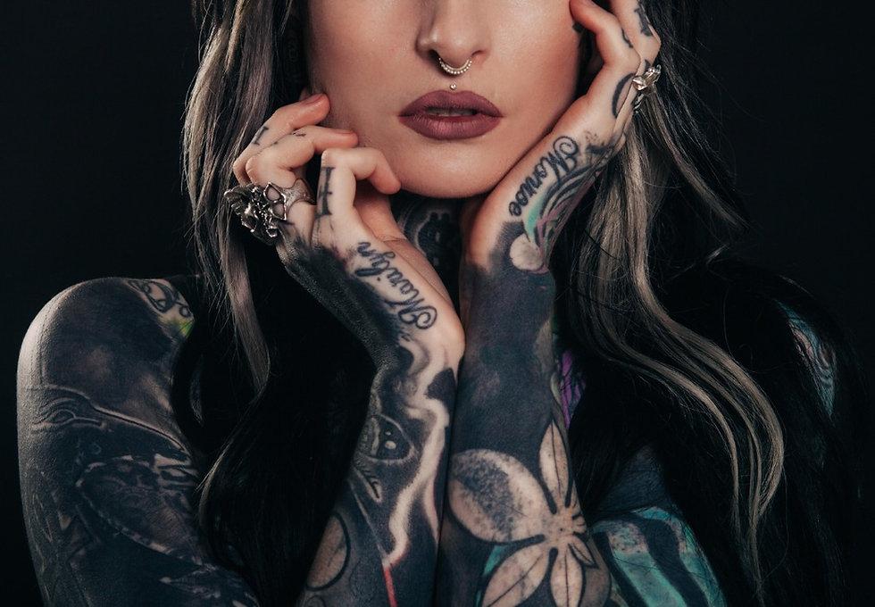 ta bort tatuering