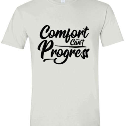 Children's Comfort Can't Progress T-shirts