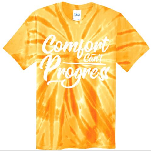 Comfort Can't Progress Tie Dye